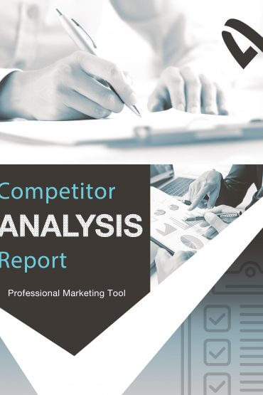 Competitor Seo Analysis Checklist  Report Template Download